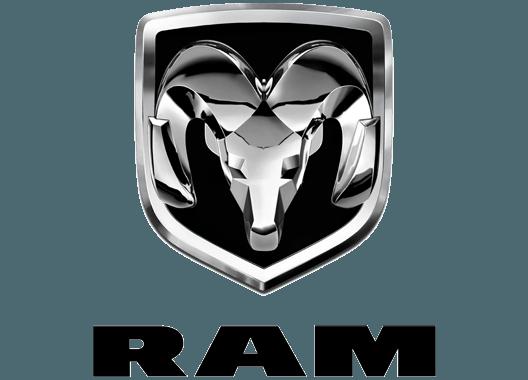 listing Dodge Ram dealership logo